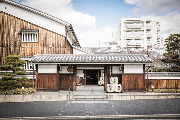 菊正宗酒造記念館